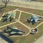 F-4, F-105, and F-16 (Birds Eye)