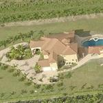 Carlos Zambrano's House (Birds Eye)