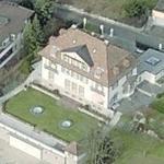 Rene Braginsky's House