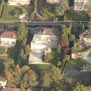 Nana Mouskouri's House (Bing Maps)