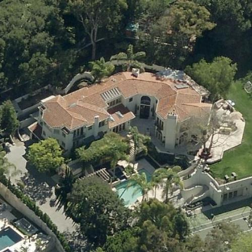Gisele Bündchen and Tom Brady's House in Los Angeles ...