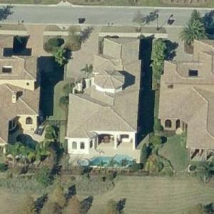 Cortez Kennedy's House (Birds Eye)