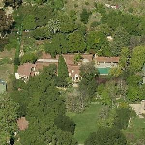 Mel Gibson's House (former) (Bing Maps)