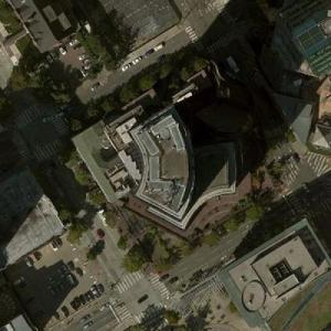 Columbia Center (tallest building in Washington) (Bing Maps)