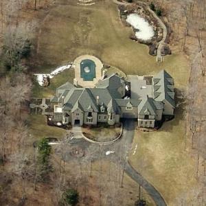 Mario Williams' house (former) (Birds Eye)