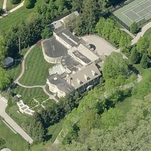 Chris Tigani's House (Birds Eye)