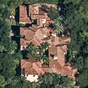 Andrew Stein's house (Birds Eye)