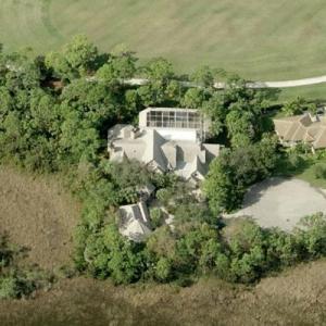 James Last's House (deceased) (Bing Maps)