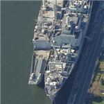 USS Boulder County (LST-1190) & USS Charleston (LKA-113)