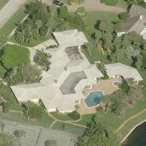 Salomon Melgen's house (Birds Eye)