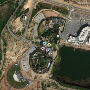 Superland Park in Rishon LeZion (Bing Maps)