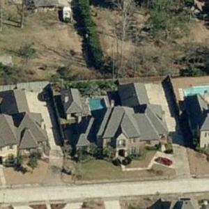 Les Miles' House (Bing Maps)