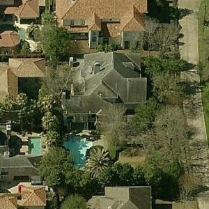 Leslie Alexander's House (Bing Maps)