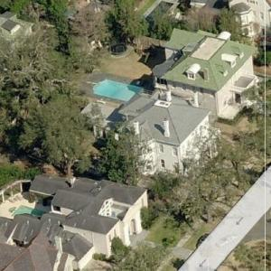 Tom Benson's House (Bing Maps)