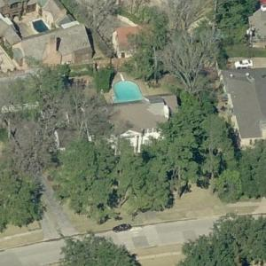 Bud Adams' House (deceased) (Birds Eye)