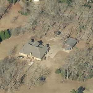 Willie Robertson's House (Duck Dynasty) (Bing Maps)