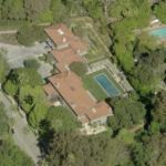 Frank Sinatra's last home (Bing Maps)