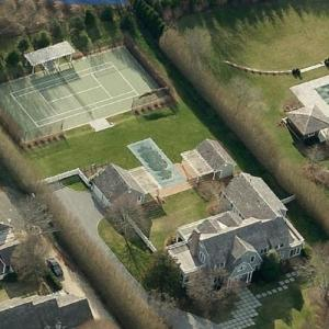 Katie Couric's House (Bing Maps)
