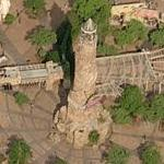 Islands of Adventure Tower (Birds Eye)