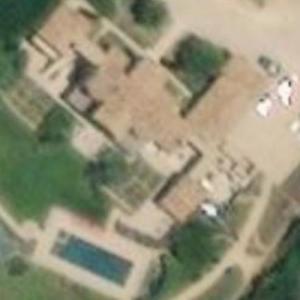 Lady Gaga's House (Bing Maps)