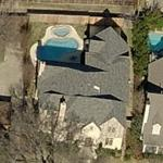 Clayton Kershaw's House (Birds Eye)