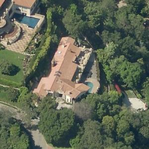 Mike Medavoy's House (Former) (Demolished) (Bing Maps)