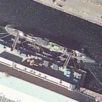 Astute-class submarine (Bing Maps)