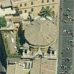 Church of Saint Anne in Vatican (Bing Maps)