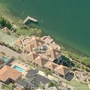 Chris Ellison's House (Birds Eye)