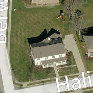 Frank Vogel's House (Bing Maps)