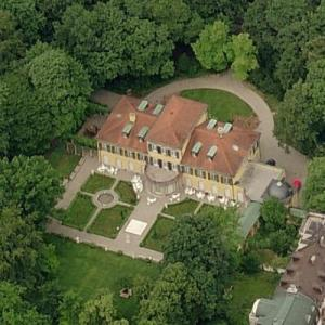 Suresnes Palace (Birds Eye)