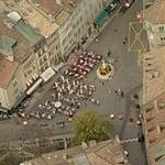 Place du Bourg-de-Four (Birds Eye)