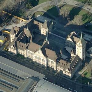 Swiss National Museum (Birds Eye)
