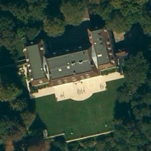Aga Khan's House (Bing Maps)