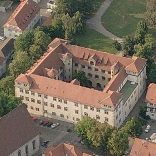 g ppingen castle in g ppingen germany google maps. Black Bedroom Furniture Sets. Home Design Ideas
