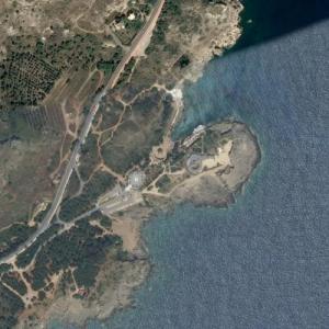 The Kalithea Springs (Bing Maps)