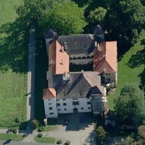 Welzenegg Castle (Birds Eye)