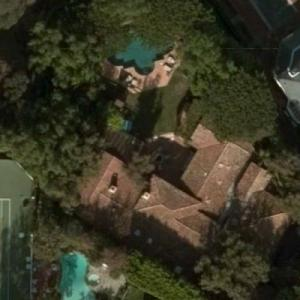 Kendall Jenner's House (Bing Maps)