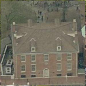 American Philosophical Society Library & Museum (Bing Maps)