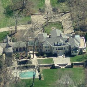 John Strangfeld's House (Bing Maps)