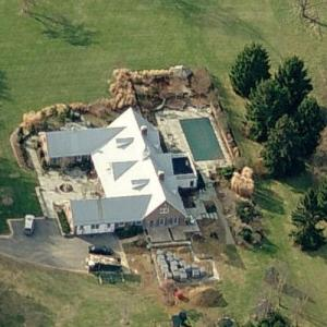 Kevin Plank's House (Bing Maps)