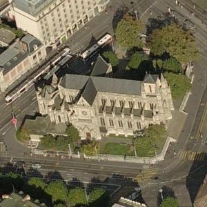 Notre-Dame de Genève (Birds Eye)