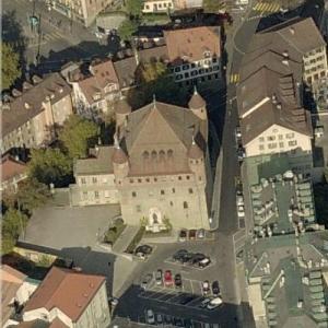 Château Saint-Maire (Birds Eye)