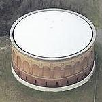 Curtis Bay Water Tank (Birds Eye)
