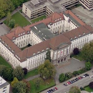 University of Innsbruck (Bing Maps)