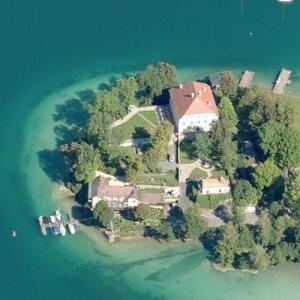 Maria-Loretto Castle (Birds Eye)