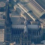 Cologne Cathedral (Birds Eye)
