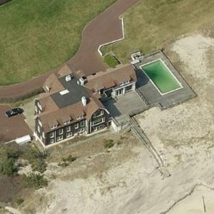 Keith Barish's House (Birds Eye)