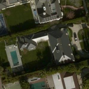 Bobby Kotick's House (Bing Maps)