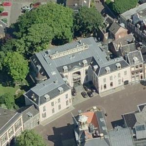 Stadhouderlijk Hof Palace (Birds Eye)